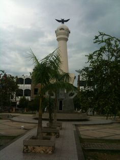 MUARA DUA SUMATERA SELATAN 2012 Statue Of Liberty, Travel, Statue Of Liberty Facts, Viajes, Trips, Traveling, Tourism, Vacations