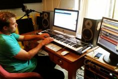 http://www.meriamber.com/blog/2013/12/recording-with-john-vella/ John Vella at work