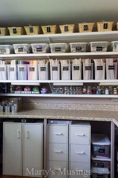 "Pinner wrote:  ""Go Bold or Go Home! Was My Motto for My Craft Room Makeover!"""