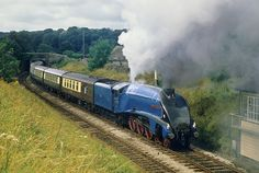 All sizes | Sir Nigel Gresley At Wennington. | Flickr - Photo Sharing!