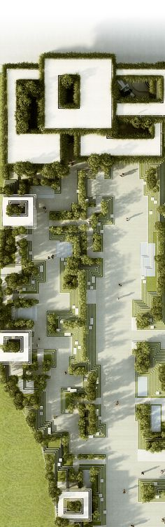 Magic Breeze Landscape / Facade Design on Behance