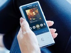 audiosplitz: IFA 2015 - Sony's New Audio Lineup - NW-ZX100 Walkman