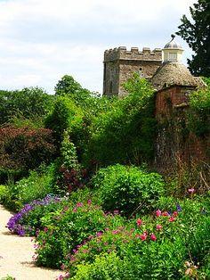 Rousham House gardens, Oxfordshire