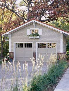Real-life Garage Redo