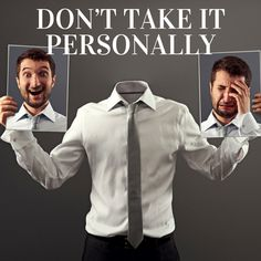 Don't Take It Personally, Take It Personel-ly