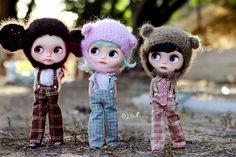 The Three Amigas ~ by Voodoolady ♎, via Flickr