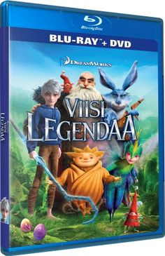 9,95€. Rise of the Guardians (Blu-ray + DVD) (Blu-ray)