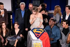 ICYMI: Melissa Benoist at Episode Celebration of 'Supergirl' in Vancouver Superman, Melissa Benoit, Melissa Marie Benoist, Fashion Week 2018, Health And Fitness Tips, The Cw, Best Actress, Supergirl, American Actress