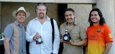 with Aaron Markham & Jose Avila III