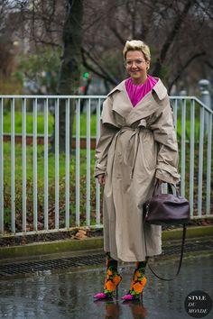Ksenia Chilingarova by STYLEDUMONDE Street Style Fashion Photography