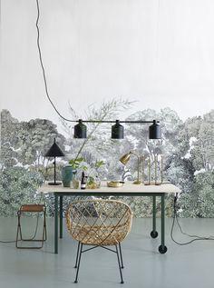 Stylist Tina Hellberg för Elle Decoration.