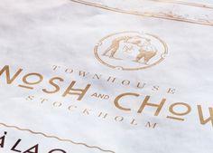 Nosh and Chow Branding