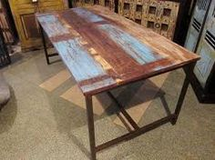 Bed Frame Table