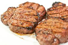 The perfect steak recipe that is simple, delicious, and fail-proof. Get this steak recipe that you'll be sure to love!