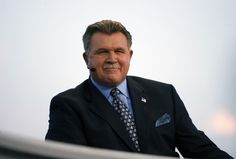 ESPN Analyst and Former Bears and Saints Coach Mike Ditka Suffers Minor Stroke Chicago Bears Super Bowl, Mike Ditka, Big Crowd, Big Lake, Sports Fanatics, Big Music, Tim Tebow, Big Shoulders, Nfl News