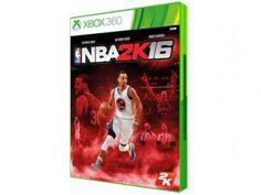 NBA 2K16 para Xbox 360 - 2K Games