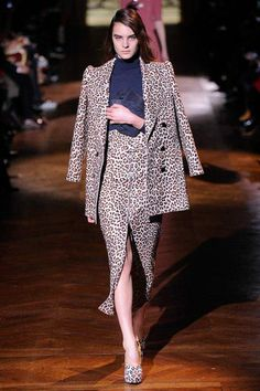 Carven. Autumn Winter 2014/15 Paris FW