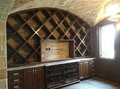 basement wine cellers racks   rivercity cabinets cabinets cabinetry