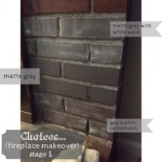 5 Honest Tips AND Tricks: Simple Fireplace Built Ins concrete fireplace cinder blocks.Old Fireplace Pictures tv over fireplace with built ins. Country Fireplace, Fireplace Update, Fireplace Bookshelves, Paint Fireplace, Fireplace Built Ins, Shiplap Fireplace, Black Fireplace, Concrete Fireplace, Farmhouse Fireplace