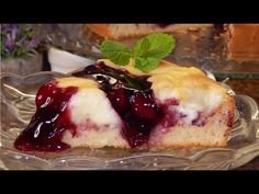 Sweet Pie, Cherry, Pudding, Royal Jewels, Desserts, Youtube, Food, Tailgate Desserts, Deserts