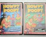 The New Howdy Doody Show: Phantom Of The Doody-O Studio and Music Appreciation  https://www.bonanza.com/listings/The-New-Howdy-Doody-Show-Phantom-Of-The-Doody-O-Studio-and-Music-Appreciation/354044118