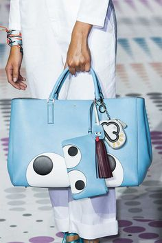 Best Catwalk Bags of LFW S/S 2015 | Anya Hindmarch