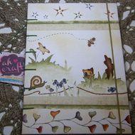 Sketchbook - Animais no Jardim