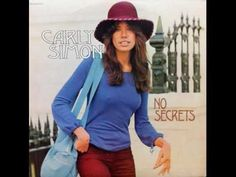 CARLY SIMON .. YOU'RE SO VAIN (1972) ... love this!!