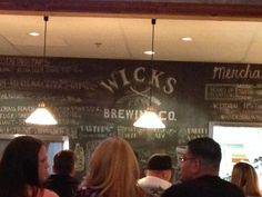 Wick Brewery in Riverside. Great beer - great food and good vibe. 2nd visit - I'll be back 5/2014