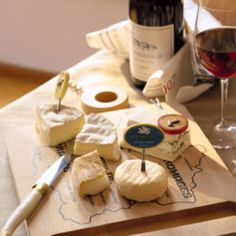 Wine and Cheese Pairing Ideas