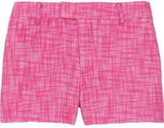 4. Juicy Couture Woven Cotton And Linen Blend Shorts    Price: $140.00 at net-a-porter.com  These cheeky shorts come are a great option for your summer wardrobe. They're made from fuchsia and …