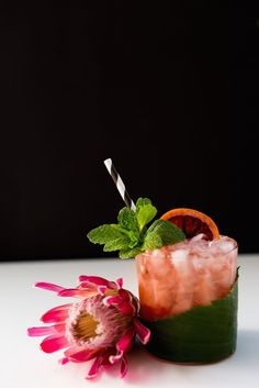 recipe: blood orange mai tai cocktail get the full recipe on http://jojotastic.com
