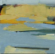 #986 High Tide II, painting by artist Lisa Daria Kennedy