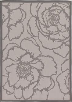 Gray 7' x 10' Outdoor Rug | Area Rugs | eSaleRugs