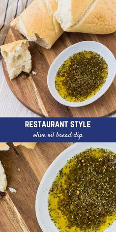 This is the most irresistible restaurant-style bread dipping oil recipe! You& This is the most irresistible restaurant-style bread dipping oil recipe! You& feel like you& at a fancy Italian restaurant and you won& be able to stop dipping! Italian Appetizers, Appetizer Recipes, Bread Appetizers, Cold Appetizers, Recipes Dinner, Sauce Recipes, Cooking Recipes, Healthy Recipes, Olive Oil Dip For Bread