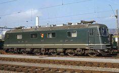 Swiss Railways, Electric Locomotive, Train, Switzerland, Transportation, Engineering, Display Stands, Pictures, Steam Engine