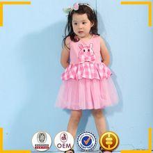 2015 verão menina bonita vestido de crianças vestido crianças Casual bonito vestidos de algodão