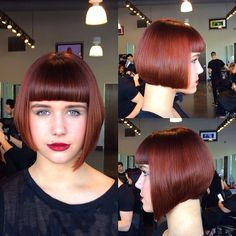 <3 Just a wonderful cut for your BF gone girly! <3