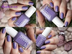 essie - shades on ♥ In Love With Life ♥