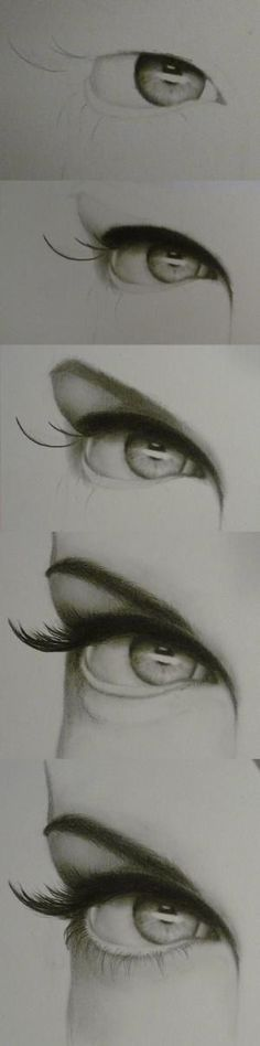Cómo dibujar un paso ojo a paso por AislingH