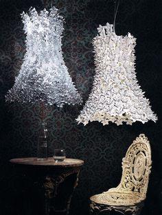 Bloom Pendant Lamp by Kartell - modern - Pendant Lighting - Surrounding - Modern Lighting & Furniture Bloom, Pendant Lamp, Pendant Lighting, Ceiling Pendant, Modern Lighting Design, Suspension Design, Kartell, Modern Ceiling, Modern Pendant Light