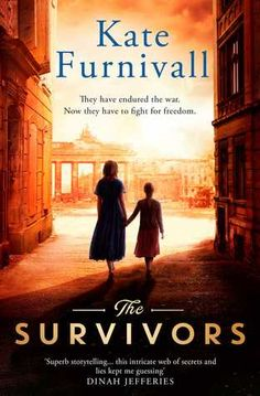 Historical Fiction 2018. The Survivors by Kate Furnivall. Germany, 1945. Klara Janowska and her daughter Alicja have walked for weeks to get to Graufeld Displaced Persons camp. In the cramped, dirty, dangerous conditions they, along with 3,200 others, are the lucky ones. They have survived and will do anything to find a way back home. But when Klara recognizes a man in the camp from her past, a deadly game of cat and mouse begins. He knows exactly what she did during the war.