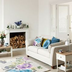 Need ideas? Get inspired by these 70 oh-so-stylish living rooms