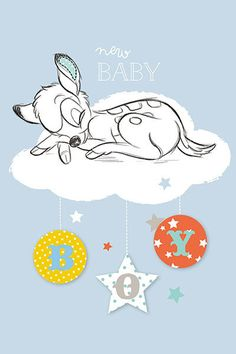 Create your own wall art with this lovely new baby boy print out.