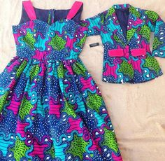#lovelyfabrics Ankara Styles For Kids, African Dresses For Kids, African Children, African Print Dresses, African Print Fashion, Africa Fashion, African Fashion Dresses, African Attire, African Wear