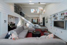Contemporary Barn - contemporary - living room - los angeles - Koffka Phakos Design