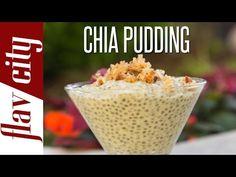 Flavor City | Mango Chia Pudding