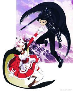 Kirito & Lisbeth ~ SAO Aincrad Arc