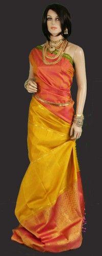 A001L5 - Kanjeevaram Sarees