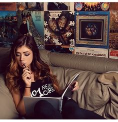 #lightbulb! i just got an idea for a new song for my band Against The Current!! -Chrissy